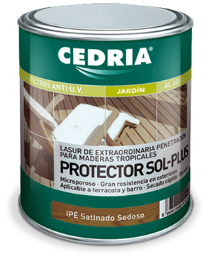CEDRIA EXOTIC WOOD PROTECTOR