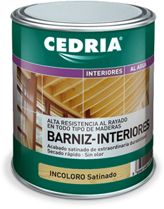 CEDRIA INTERIOR WOOD VARNISH