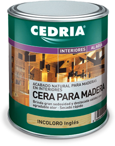 CEDRIA WOOD WAX